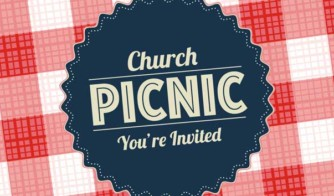 Church Picnic and Anniversary